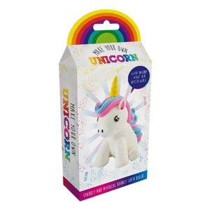 Make Your Own Unicorn Model Sculpt your very own super dough Unicorn