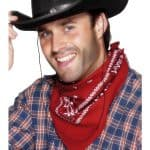Wild West Cowboy Bandanna