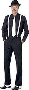 1920s Gangster Instant Kit Black and White