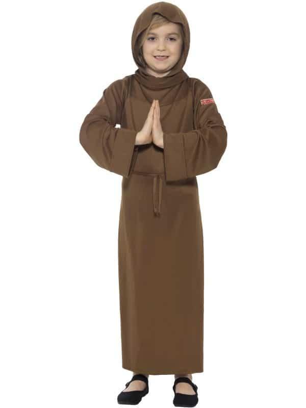 Monk Horrible Histories Costume