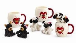 Pups in Cup