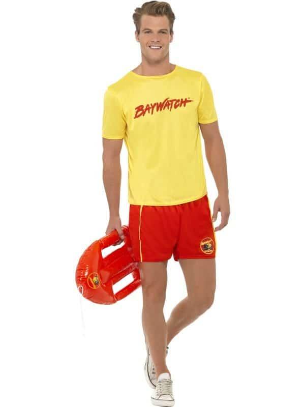 Baywatch Men's Beach Costume