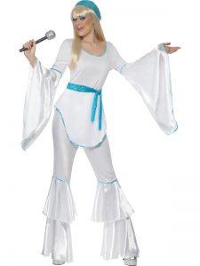 Abba Super Trooper Costume Medium