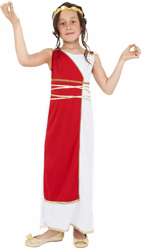 Egyptian Roman Grecian Girl Costume