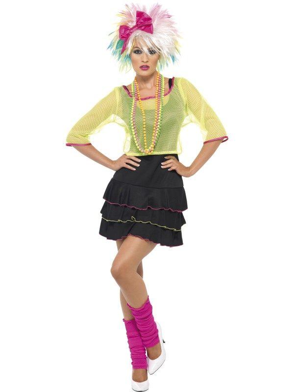 Womens 1980s Pop Tart Costume