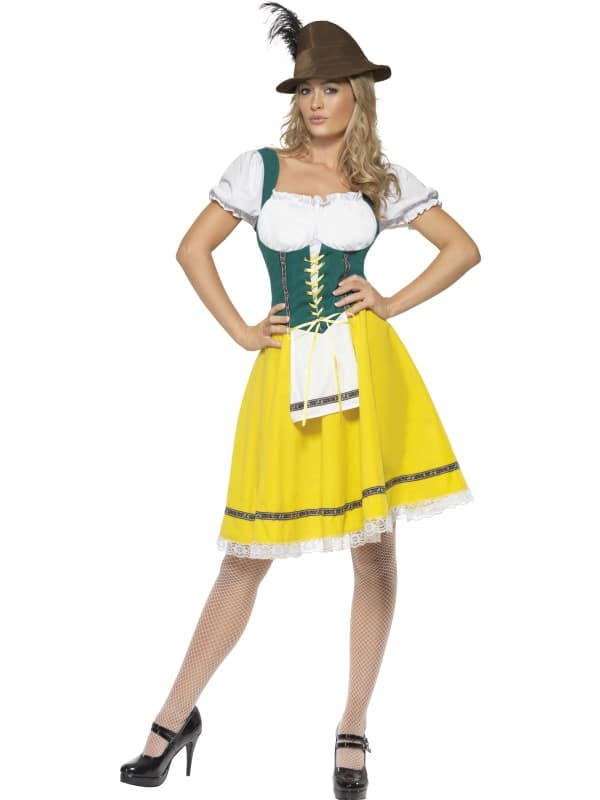 Oktoberfest Costume Female X Large