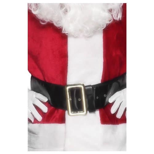 Christmas Santa Belt with Buckle