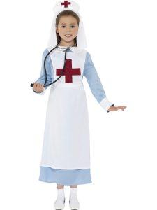 Children's World War 1 Nurse Costume