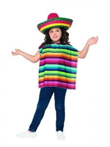 Childrens Mexican Instant Kit