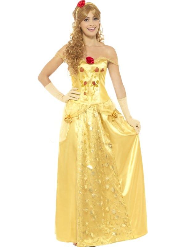 Belle Style Princess Costume