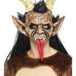 Krampus Beast Demon Mask