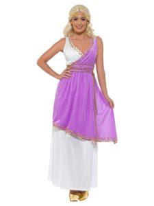Grecian Goddess Athena Costume