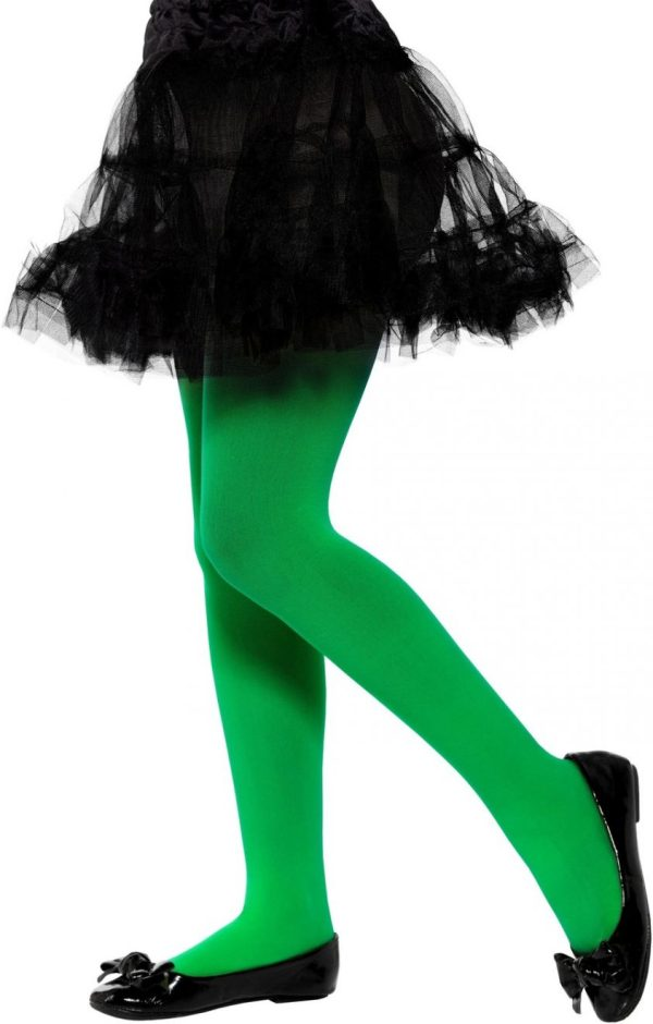 Opaque Tights Green