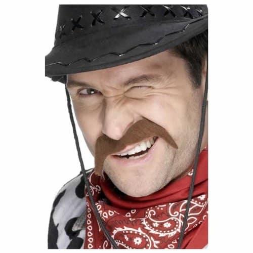 Cowboy Tash Self-Adhesive