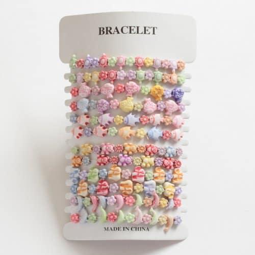 Assorted Childrens BraceletsFor Dress Up