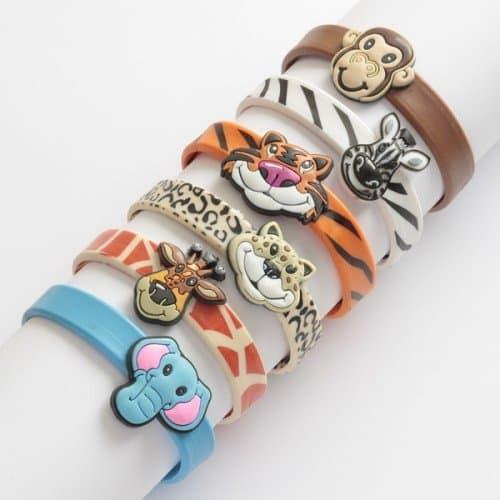 Animal Rubber Bracelets