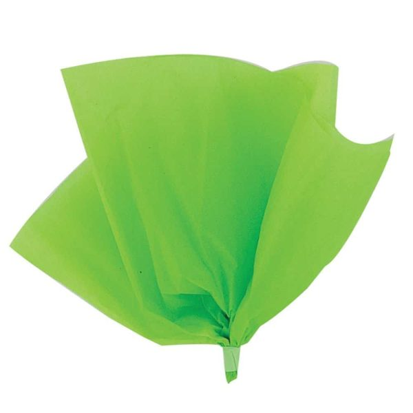 Lime Green Tissue Paper