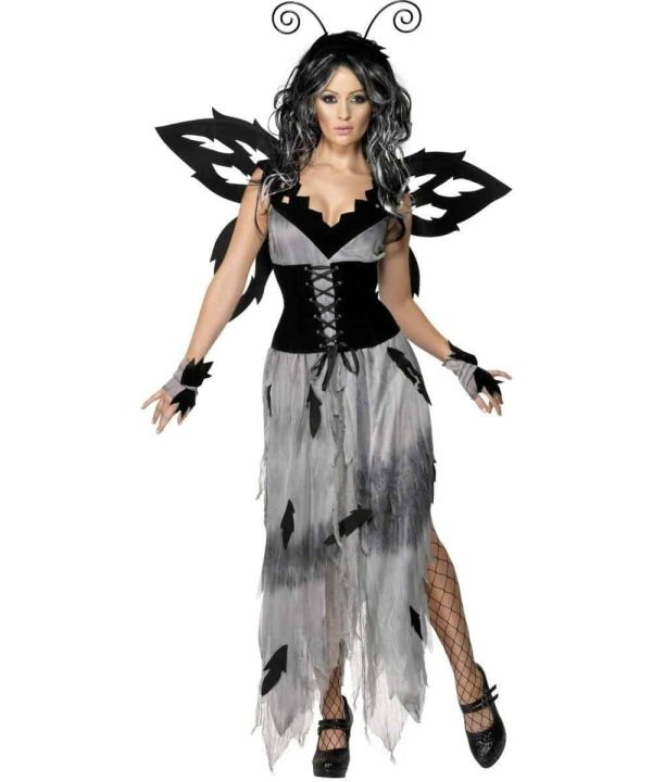 Halloween Gothic Manor Style Forest Fairy ~ Small