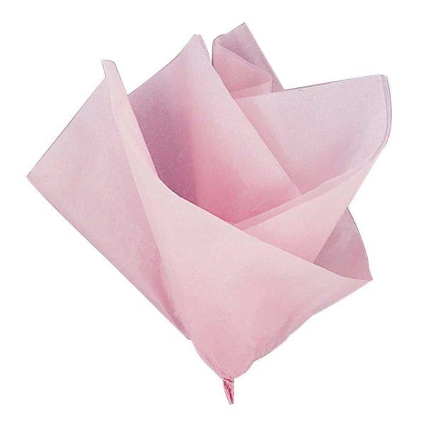 Baby Pink Tissue Paper