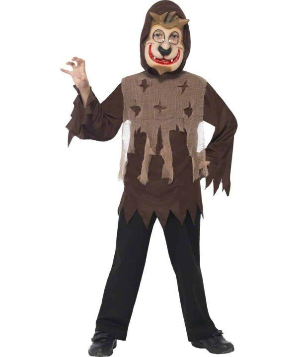 Children's Halloween Were Wolf Monster Instant Kit