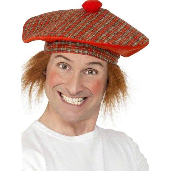 Scottish Tam-O-Shanter Hat