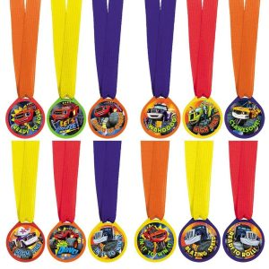 Blaze and the Monster Machines Medals