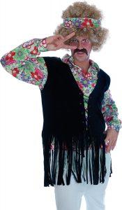 1960s Hippie Guy Fancy Dress