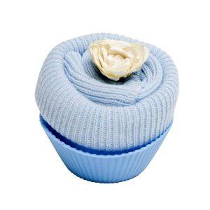 Baby Gift Fairy Cake Blue