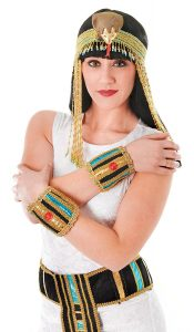 Egyptian Wristbands - Adult Accessory