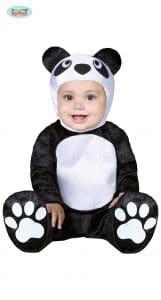 Babies Panda Costume 6-12 Months