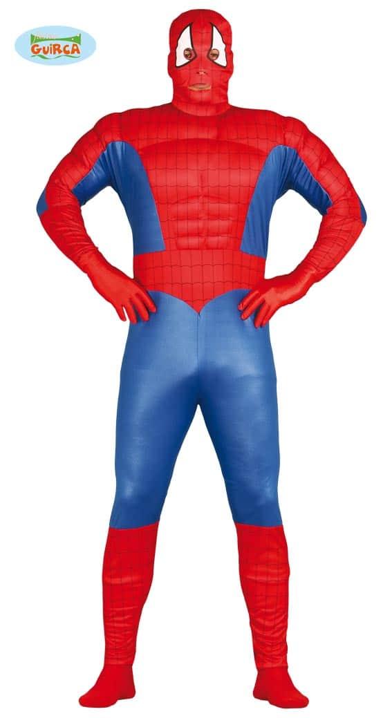 Mens Spider Man Costume Medium