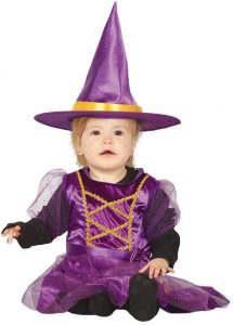 Babies Witch Costume