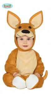 Babies Kangaroo Costume 12-24 Months
