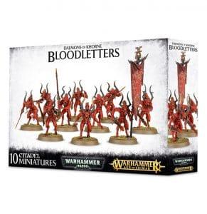 Daemons of Khorne Bloodletters