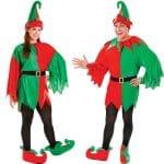 Adults Elf Costume