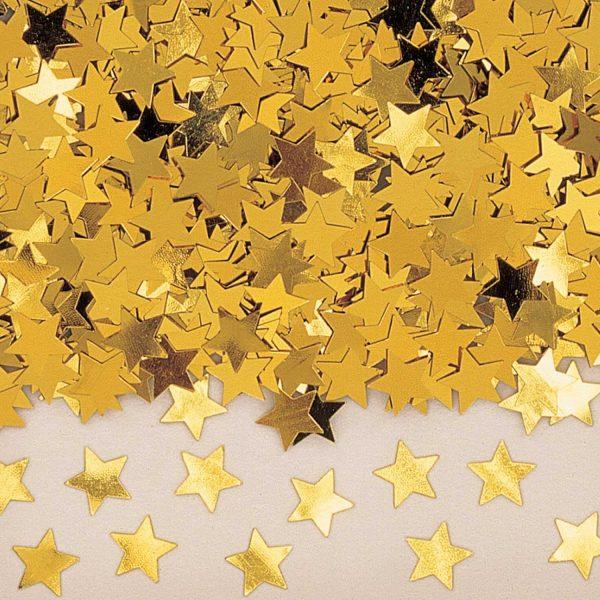 Stardust Gold Confetti 14g