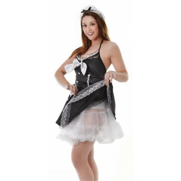 Womens White Underskirt for Costumes