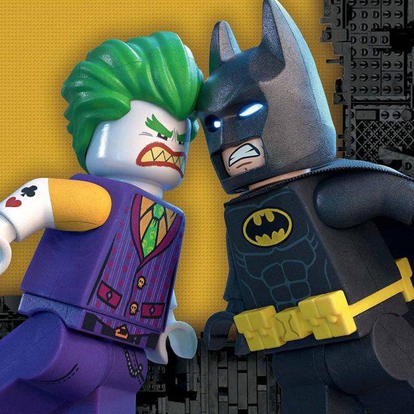 LEGO Batman Party Luncheon Napkins 33 cm