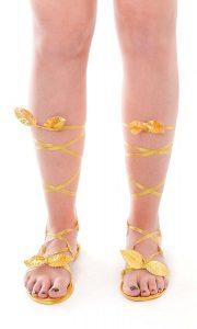 Egyptian Roman Goddess Sandals