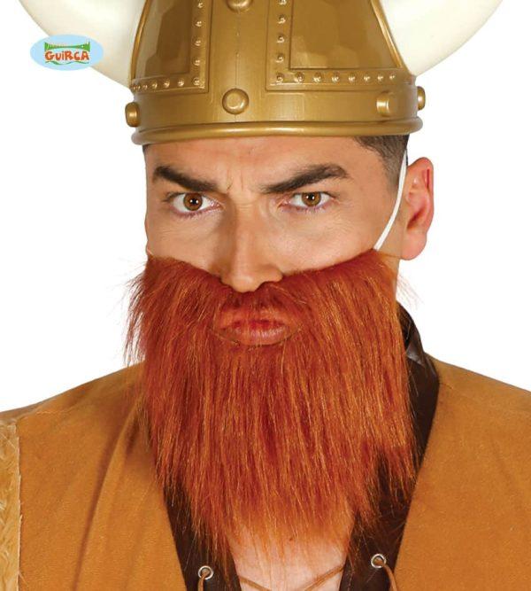 Viking Brown Short Beard
