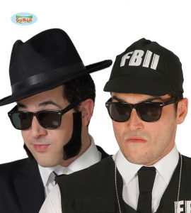 Blues Brother Style Glasses
