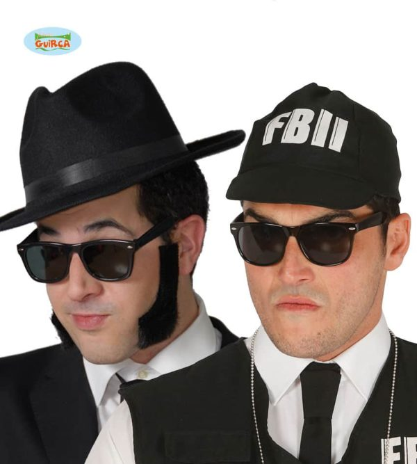 1950s Blues Brother Sunglasses