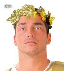 Roman Julius Caesar Crown