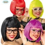 190'S Plastic Glasses Without Lens - Assorted Designs - One Chosen At Random