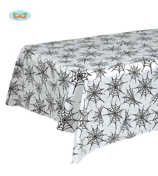 Halloween Party Spider Table Cover 175x130cm