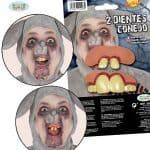 Halloween Rabbit False Teeth