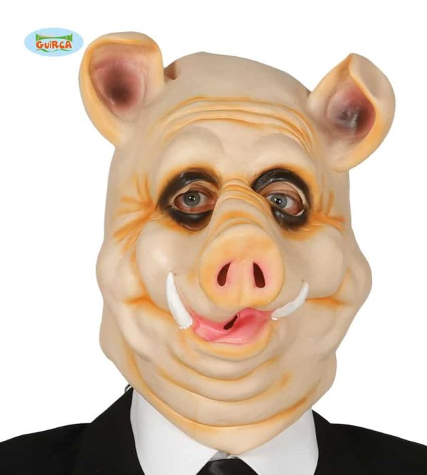 Overhead Pig Mask