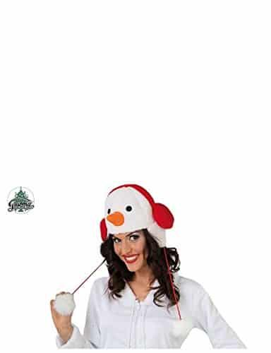 Novelty Christmas Snowman Hat