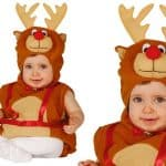 Children's Christmas Reindeer Costume