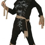 Childrens Ninja Assassin Costume